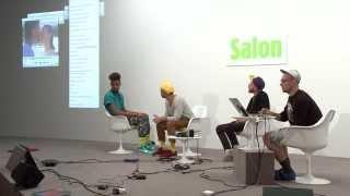 Salon | Lecture Performance | Balz Isler: Gaps of Wonderland