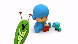 Мультики - Покойо на русском - Все новые серии подряд! Сборник мультфильмов для детей