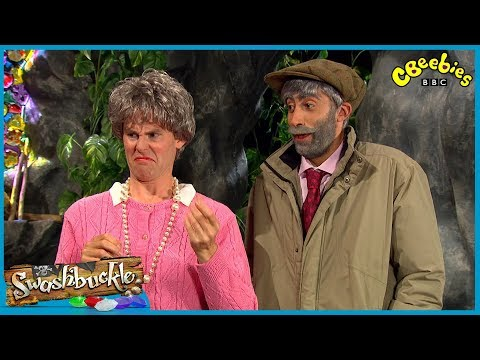 Swashbuckle | Mummy Cook And Daddy Line