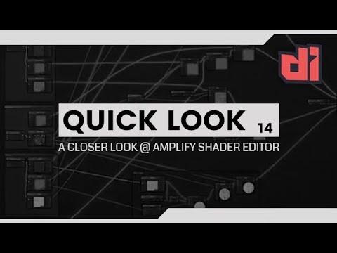 Looking closer at Amplify Shader Editor