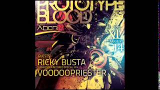 Art Style : Techno | Prototype Blood With Áder | Episode 40 : Ricky Busta