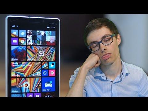 Je suis déçu de Windows Phone... Et vous ?