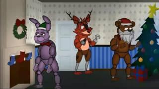 Топ 5 анимаций FNAF