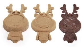 Natale Con CNC, 3Drag E 3D-Choco