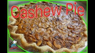 How To Make Cashew Pie || Nana's Cookery