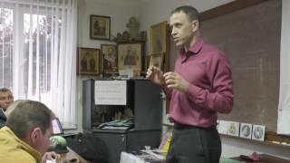 урок трезвости изменение мысли - жизни  Фахреев В.А.