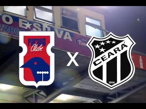 Melhores Momentos de Paraná 1x1 Ceará - 30/07/2016