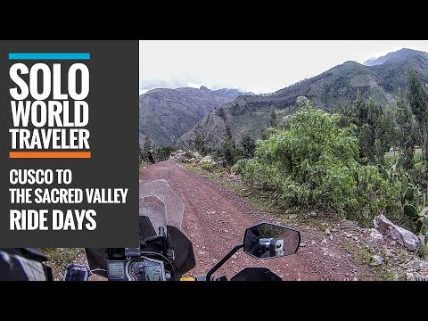 Ride Day 53: The Sacred Valley Tour by Motorbike from Cusco with Peru Moto Tours