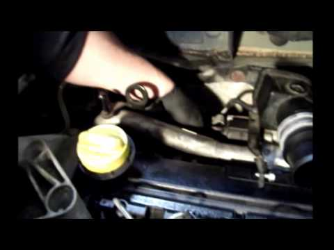 renault scenic 1 5 dci egr valve replace clean youtube. Black Bedroom Furniture Sets. Home Design Ideas