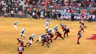 raines vs ribault 2014