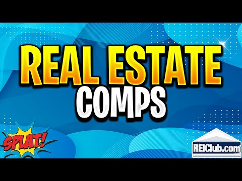 Real Estate Values - How To Pull Accurate Real Estate Comps