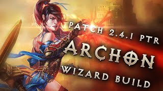 diablo 3 2 4 1 wizard build vyr s archon gr 100 ptr season 6