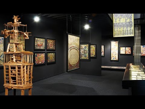 La Collection de l'Art Brut à Lausanne