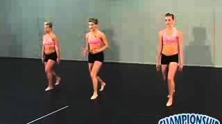 techniques drills and exercises for your jazz dance routines