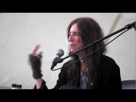Patti Smith Interview: First Encounters with Robert Mapplethorpe