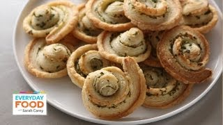 Garlic-herb Pinwheels | Everyday Food With Sarah Carey