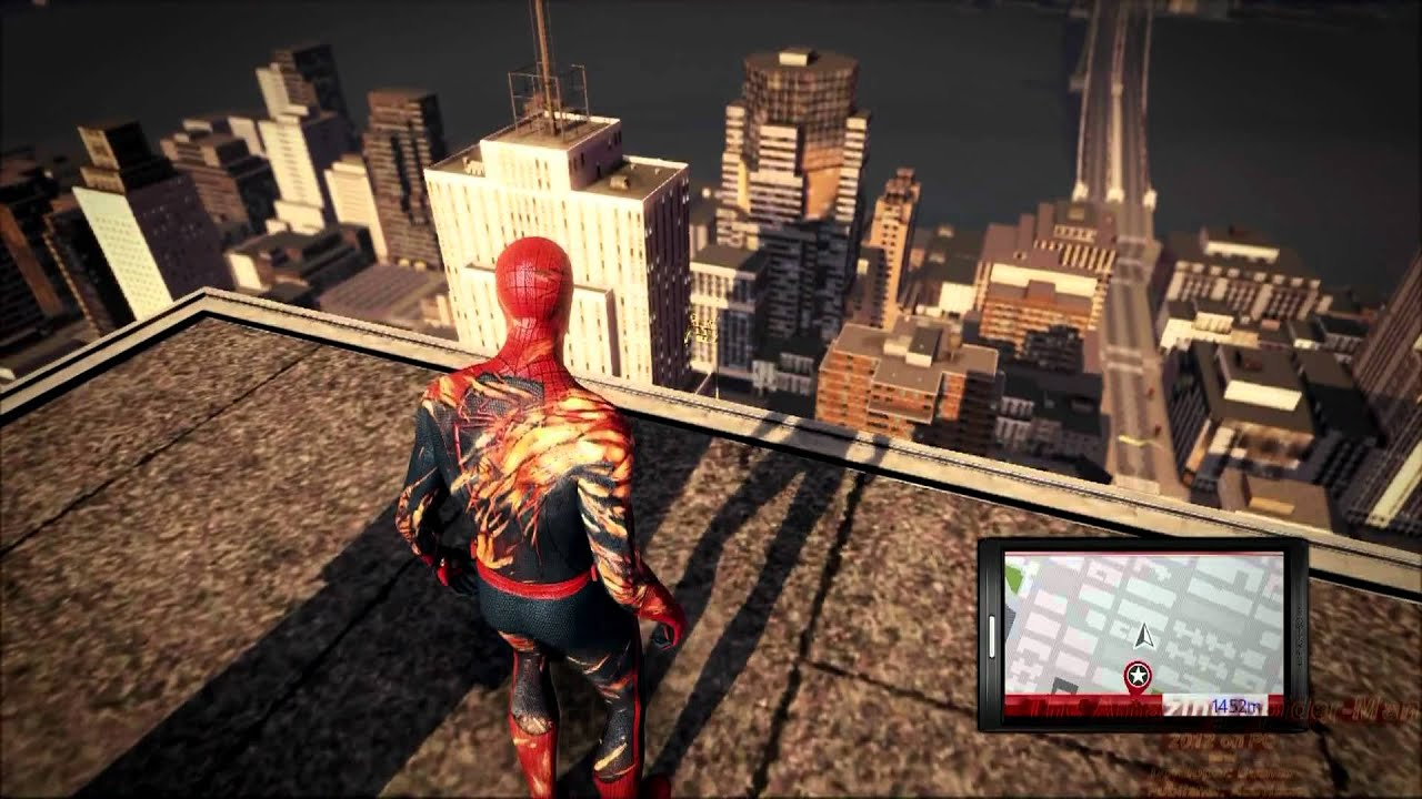 Amazing Spider-Man 2012- PC full game and crack-RELOADED ...