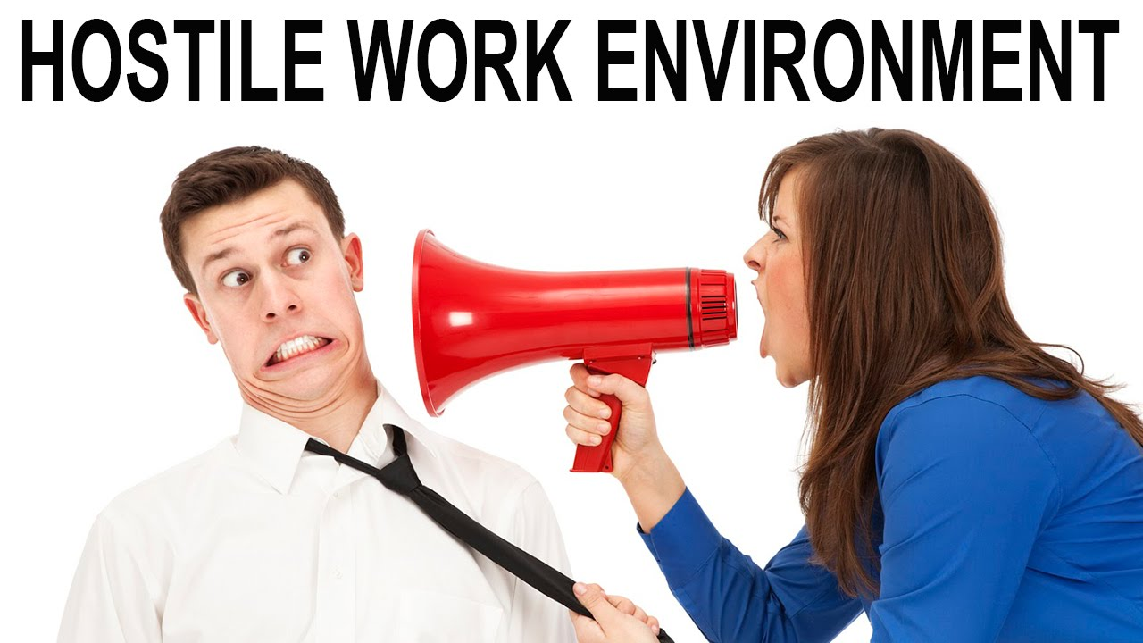 HOSTILE WORK ENVIRONMENT VIDEO GAY