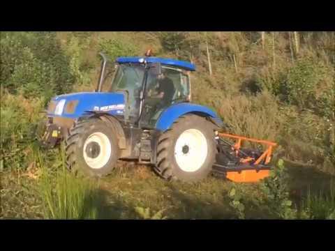 Desbrozadora Forestal Tmc Cancela R4-240
