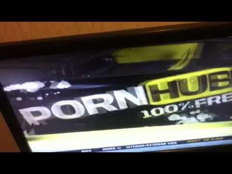 Pornhub car
