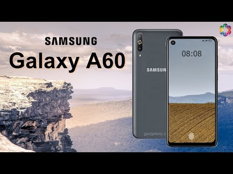 Samsung Galaxy A60 Official Video, Launch Date, Price, Camera, Specs, Trailer, First Look. Features