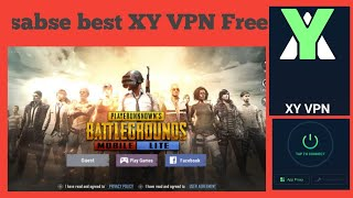 pubg mobile lite sabse best XY VPN Free download 😘👍🙏 screenshot 4