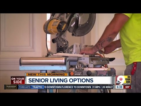 As the boomers age, senior-living options are booming, too
