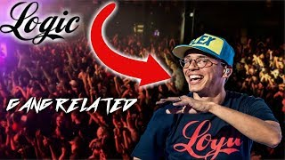 LOGIC RAPS GANG RELATED WITH FANS COMPILATION (Toronto, Berlin, Red Rocks, and San Francisco)