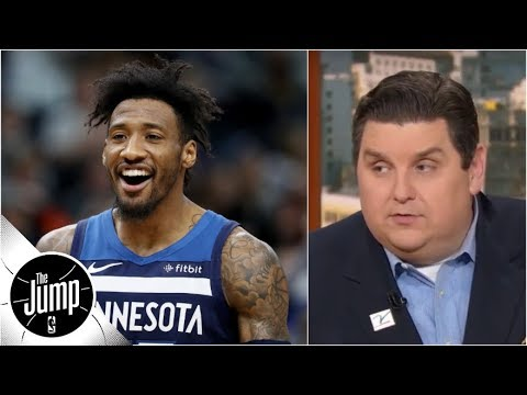 Robert Covington has rocketed into Defensive Player of the Year race - Brian Windhorst | The Jump
