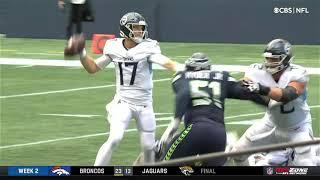 Titans vs. Seahawks CLOSE Ending | NFL Week 2