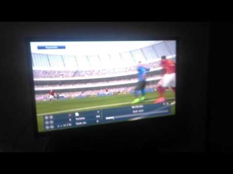 Jugando Al Pes 2016 En La Play 4 Youtube