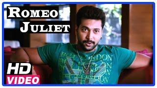 Romeo Juliet Tamil Movie | Scenes | Hansika Got Engaged With Vamsi | Jayam Ravi