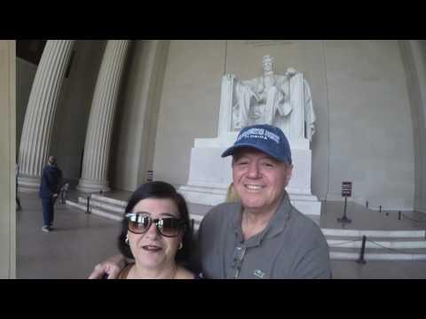 Lincoln Memorial Washington DC, 2016-10