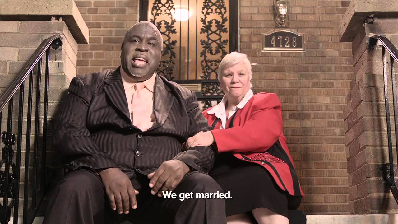 Handicap love movie