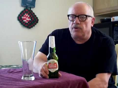 Stella Artois - Beer Review