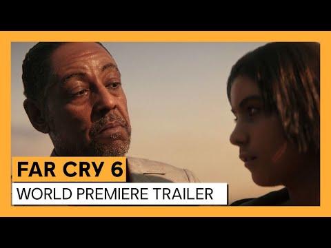 Far Cry 6: World Premiere Trailer | Ubisoft Forward