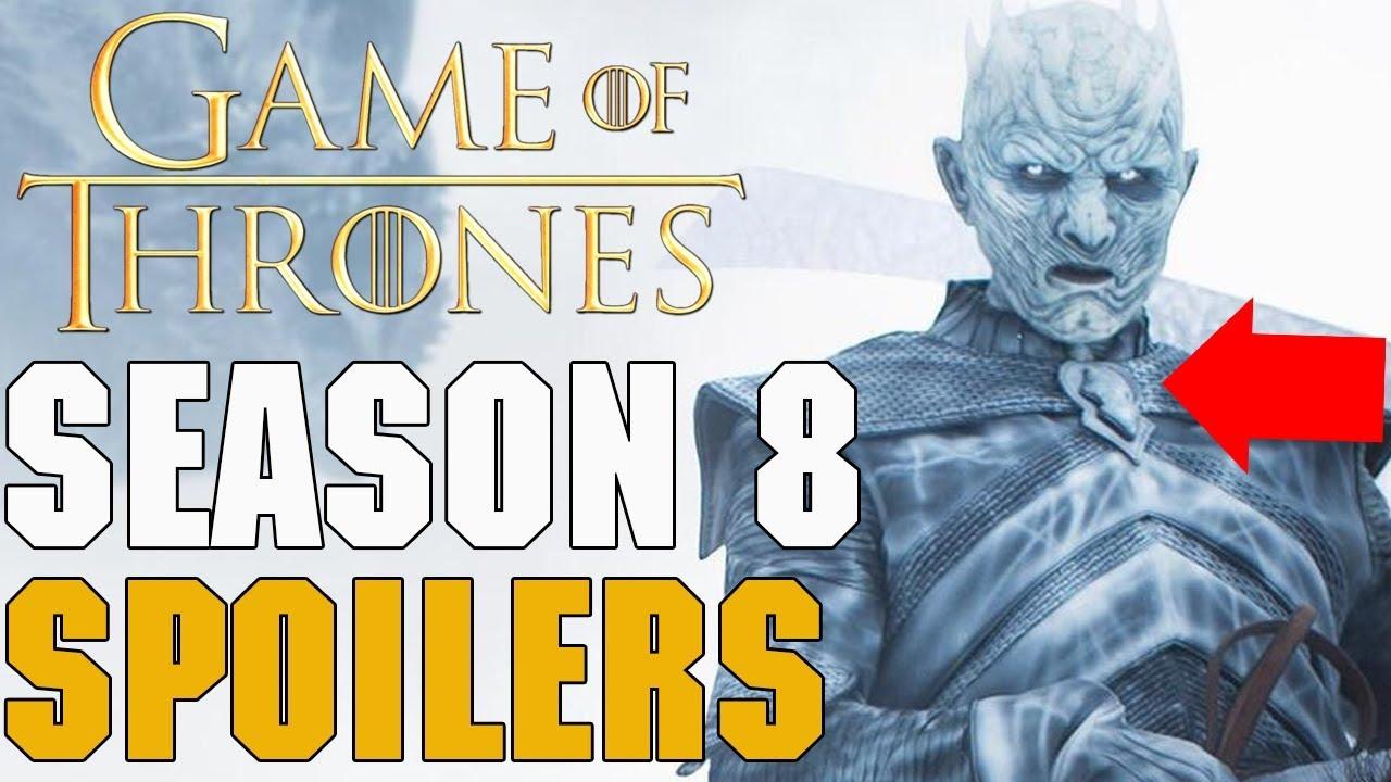 Game of Thrones Season 8 Spoilers - Night King's Plan REVEALED!