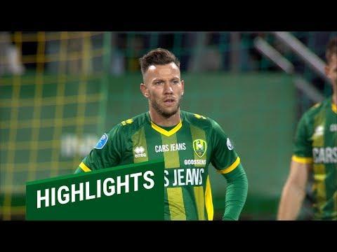 Samenvatting ADO Den Haag - De Graafschap 0-0 (08-12-2018)