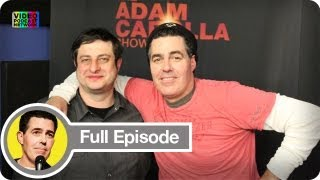 Eugene Mirman & Adam Carolla | The Adam Carolla Show | Video Podcast Network
