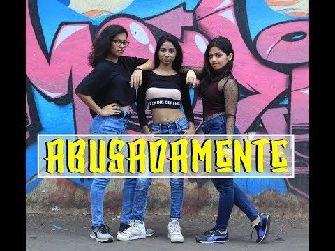MC Gustta e MC DG - Abusadamente (KondZilla)   Dance Choreography   Team Fraction thumbnail