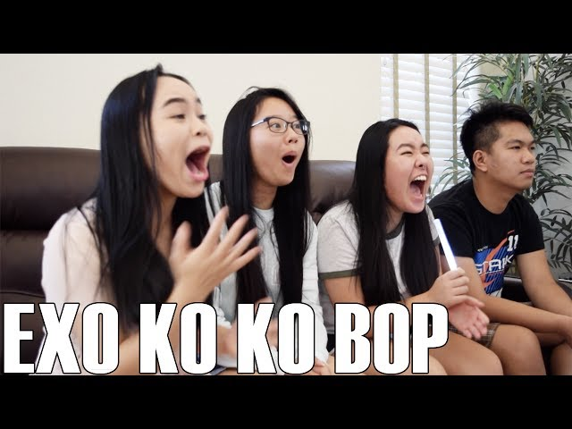EXO (엑소)- Ko Ko Bop (Reaction Video)