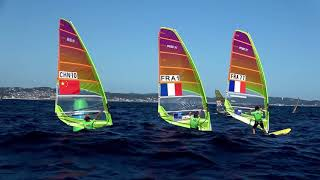 2017 RS:X Windsurfing World Championships - Day 1 thumbnail