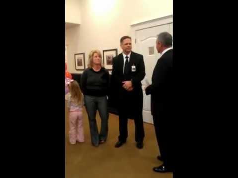 Jay and Lori Carnes Receive Award