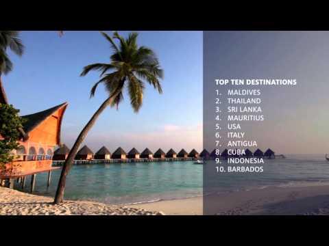 TV Presenter Simon Reeve Reveals Britons' Top Travel Destinations in 2016