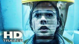 THE RAIN - Official Trailer 2018 (Iben Hjejle, Alba August) Sci Fi Series