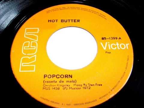 Hot Butter  Pop Corn 1972