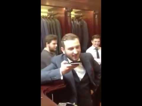 Conor McGregor Impersonator Pank Phone Call Funny
