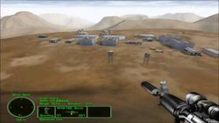 Delta Force Task Force Dagger Mission 1 Walkthrough: Operation Lion
