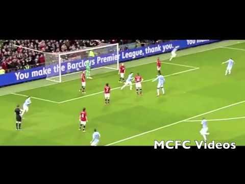Edin Džeko - Manchester City Amazing - 2014-2015 HD