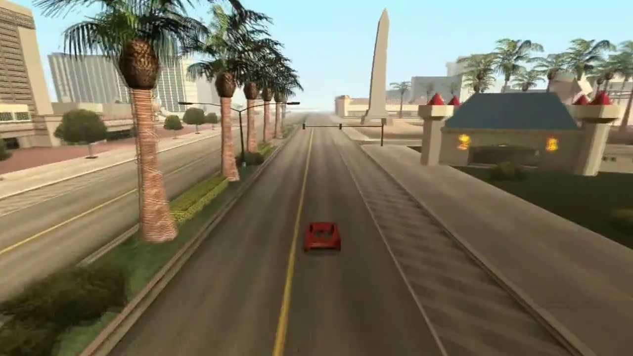 Paul Walker Accident Reconstruction - YouTube